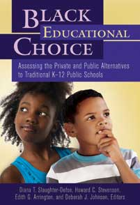 Cover image for Black Educational Choice