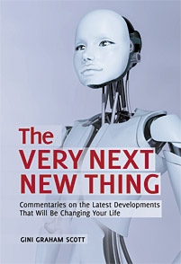 The Very Next New Thing cover image