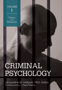 Criminal Psychology cover image