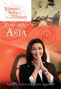 Women's Roles in Asia cover image