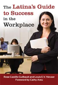 Cover image for The Latina's Guide to Success in the Workplace