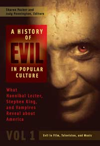 Cover image for A History of Evil in Popular Culture