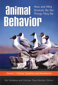 Animal Behavior cover image