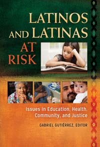 Latinos and Latinas at Risk cover image