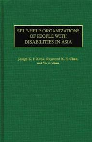 Self-Help Organizations of People with Disabilities in Asia cover image