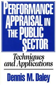 Performance Appraisal in the Public Sector cover image