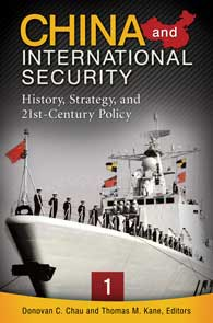 China and International Security cover image