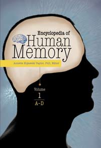 Encyclopedia of Human Memory cover image