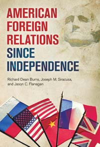 American Foreign Relations since Independence cover image