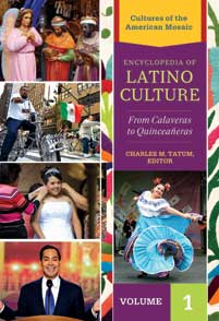 Encyclopedia of Latino Culture cover image