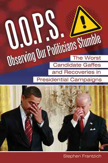 O.O.P.S.: Observing Our Politicians Stumble cover image