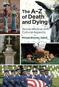 Cover image for The A–Z of Death and Dying