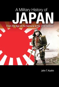 A Military History of Japan cover image