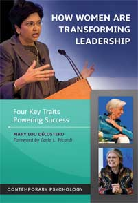 Cover image for How Women Are Transforming Leadership