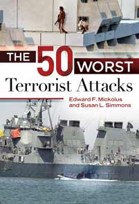 The 50 Worst Terrorist Attacks cover image