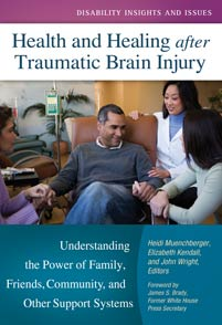 Cover image for Health and Healing after Traumatic Brain Injury