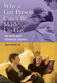 Why a Gay Person Can't Be Made Un-Gay cover image
