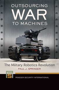 Outsourcing War to Machines cover image