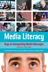Cover image for Media Literacy