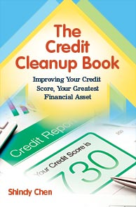 The Credit Cleanup Book cover image