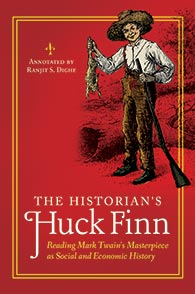 The Historian's Huck Finn cover image