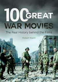 100 Great War Movies cover image
