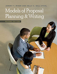 Models of Proposal Planning & Writing, 2nd Edition cover image