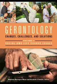 Cover image for Gerontology