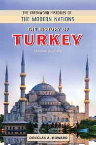 The History of Turkey, 2nd Edition cover image