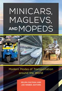 Minicars, Maglevs, and Mopeds cover image
