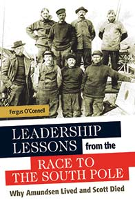 Leadership Lessons from the Race to the South Pole cover image