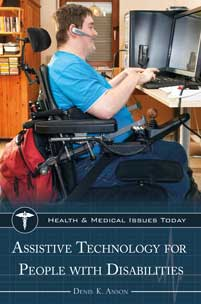 Assistive Technology for People with Disabilities cover image
