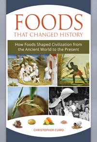 Foods That Changed History cover image