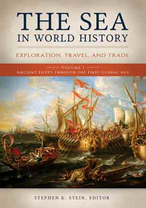 The Sea in World History cover image
