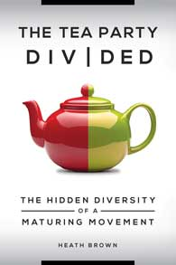 Cover image for The Tea Party Divided