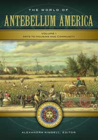 The World of Antebellum America cover image