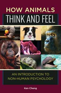 How Animals Think and Feel cover image