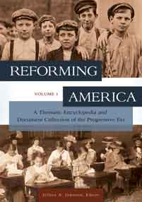 Reforming America cover image