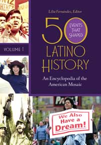 50 Events That Shaped Latino History cover image