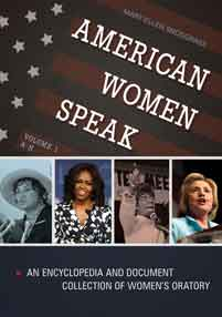 American Women Speak cover image