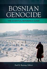 Bosnian Genocide cover image