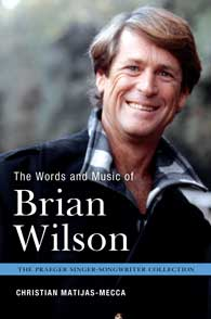 The Words and Music of Brian Wilson cover image