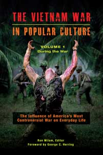 The Vietnam War in Popular Culture cover image