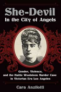 Cover image for She-Devil in the City of Angels