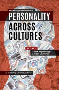 Cover image for The Praeger Handbook of Personality across Cultures