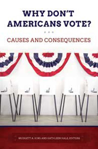 Why Don't Americans Vote? cover image