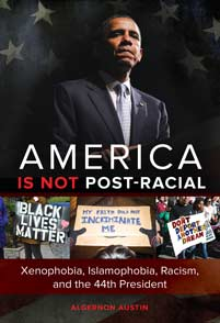 America Is Not Post-Racial cover image