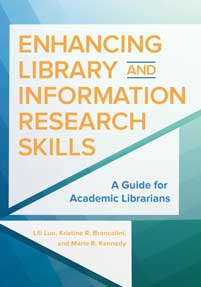 Enhancing Library and Information Research Skills cover image