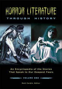 Horror Literature through History cover image