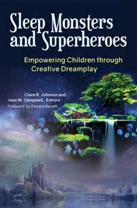 Sleep Monsters and Superheroes cover image